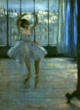 Art - Oil Paintings - Masterpiece #4056 - Edgar Degas - Dancer at the Photographer's - Gallery Quality