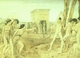 Art - Oil Paintings - Masterpiece #4109 - Edgar Degas - Young Spartans - Museum Quality