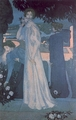 Art - Oil Paintings - Masterpiece #4115 - Maurice Denis - Portrait of Yvonne Lerolle - Museum Quality