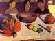 Art - Oil Paintings - Masterpiece #4128 - Paul Gauguin - The Meal - Gallery Quality
