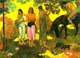 Art - Oil Paintings - Masterpiece #4142 - Paul Gauguin - Rupe Rupe - Museum Quality