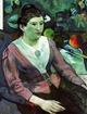 Art - Oil Paintings - Masterpiece #4146 - Paul Gauguin - Portrait of a Woman with a Still Life by Cezanne - Gallery Quality