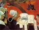 Art - Oil Paintings - Masterpiece #4157 - Paul Gauguin - The Visitation after the Sermon - Gallery Quality