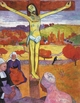 Art - Oil Paintings - Masterpiece #4158 - Paul Gauguin - The Yellow Christ - Museum Quality