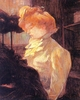 Art - Oil Paintings - Masterpiece #4181 - Henri Toulouse-Lautrec - The Milliner - Gallery Quality
