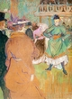 Art - Oil Paintings - Masterpiece #4192 - Henri Toulouse-Lautrec - The Beginning of the Quadrille at the Moulin Rouge - Museum Quality