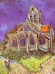 Art - Oil Paintings - Masterpiece #4207 - Vincent Van Gogh - Church at Auvers - Gallery Quality