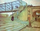 Art - Oil Paintings - Masterpiece #4215 - Vincent Van Gogh - The Trinquetaille Bridge - Gallery Quality