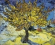 Art - Oil Paintings - Masterpiece #4235 - Vincent Van Gogh - Mulberry Tree - Gallery Quality