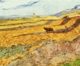 Art - Oil Paintings - Masterpiece #4242 - Vincent Van Gogh - Enclosed Field With Ploughman - Gallery Quality