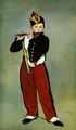 Art - Oil Paintings - Masterpiece #4272 - Edouard Manet - The Fifer - Museum Quality