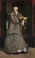 Art - Oil Paintings - Masterpiece #4276 - Edouard Manet - Street Singer - Gallery Quality