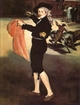 Art - Oil Paintings - Masterpiece #4280 - Edouard Manet - Mlle Victorine in the Costume of an Espada - Gallery Quality