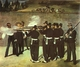 Art - Oil Paintings - Masterpiece #4288 - Edouard Manet - The Execution of the Emperor Maximillion - Museum Quality