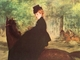 Art - Oil Paintings - Masterpiece #4294 - Edouard Manet - The Horsewoman - Museum Quality