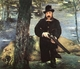 Art - Oil Paintings - Masterpiece #4302 - Edouard Manet - Pertuiset, Lion Hunter - Gallery Quality