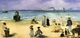 Art - Oil Paintings - Masterpiece #4304 - Edouard Manet - On the Beach at Boulogne - Museum Quality
