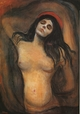 Art - Oil Paintings - Masterpiece #4319 - Edvard Munch - Madonna - Gallery Quality