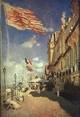 Art - Oil Paintings - Masterpiece #4341 - Claude Monet - The Hotel des Roches Noires at Trouville - Gallery Quality