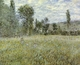 Art - Oil Paintings - Masterpiece #4355 - Claude Monet - Across the Meadow - Gallery Quality