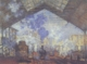 Art - Oil Paintings - Masterpiece #4370 - Claude Monet - La Gare of St. Lazare - Gallery Quality