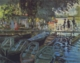 Art - Oil Paintings - Masterpiece #4372 - Claude Monet - Bathers at La Grenouillere - Gallery Quality