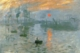 Art - Oil Paintings - Masterpiece #4401 - Claude Monet - Impression at Sunrise - Gallery Quality