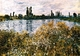 Art - Oil Paintings - Masterpiece #4403 - Claude Monet - By the Seine near Vetheuil - Gallery Quality