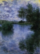 Art - Oil Paintings - Masterpiece #4405 - Claude Monet - Vertheuil - Gallery Quality