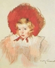Art - Oil Paintings - Masterpiece #4442 - Mary Cassatt - Child with Red Hat - Gallery Quality