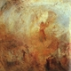 Art - Oil Paintings - Masterpiece #4457 - Joseph Mallord William Turner - Angel Standing in a Storm - Gallery Quality
