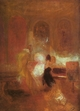 Art - Oil Paintings - Masterpiece #4458 - Joseph Mallord William Turner - Music Party - Gallery Quality