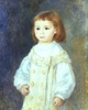 Art - Oil Paintings - Masterpiece #4488 - Pierre Renoir - Child in White - Gallery Quality