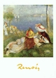 Art - Oil Paintings - Masterpiece #4492 - Pierre Renoir - Young Girls by the Seaside - Gallery Quality