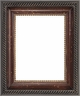 Wall Mirrors - Mirror Style #427 - 12X16 - Traditional Wood
