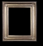 Art - Picture Frames - Oil Paintings & Watercolors - Frame Style #650 - 24x36 - Silver - Ornate Frames