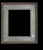 Art - Picture Frames - Oil Paintings & Watercolors - Frame Style #654 - 20x24 - Silver - Wood & Silver Frames