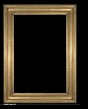 Art - Picture Frames - Oil Paintings & Watercolors - Frame Style #656 - 36x48 - Traditional Gold - Gold  Frames