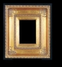 Art - Picture Frames - Oil Paintings & Watercolors - Frame Style #663 - 12x16 - Traditional Gold - Ornate Frames