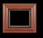 Art - Picture Frames - Oil Paintings & Watercolors - Frame Style #666 - 8x10 - Traditional Wood - Red Frames