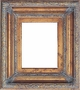 Picture Frames 11x14 - Gold Ornate Picture Frame - Frame Style #373 - 11x14