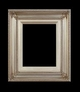 Art - Picture Frames - Oil Paintings & Watercolors - Frame Style #649 - 11x14 - Silver - Ornate Frames