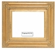 Picture Frames - Oil Paintings & Watercolors - Frame Style #1210 - 12X16 - Antique Gold