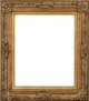 "Picture Frames 12x16 - Gold Picture Frame - Frame Style #378 - 12"" x 16"""