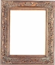 "12"" X 16"" Picture Frames - Gold Frame - Frame Style #391 - 12X16"