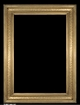Art - Picture Frames - Oil Paintings & Watercolors - Frame Style #656 - 16x20 - Traditional Gold - Gold  Frames