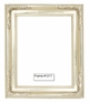 Picture Frames - Oil Paintings & Watercolors - Frame Style #1217 - 20X24 - Silver