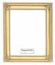 Picture Frames - Oil Paintings & Watercolors - Frame Style #1220 - 20X24 - Traditional Gold