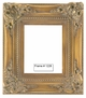 Picture Frames - Oil Paintings & Watercolors - Frame Style #1226 - 20X24 - Antique Gold