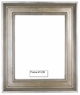 Picture Frames - Oil Paintings & Watercolors - Frame Style #1236 - 20X24 - Silver